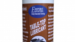 TableTop Lube 8oz Bulk 2018