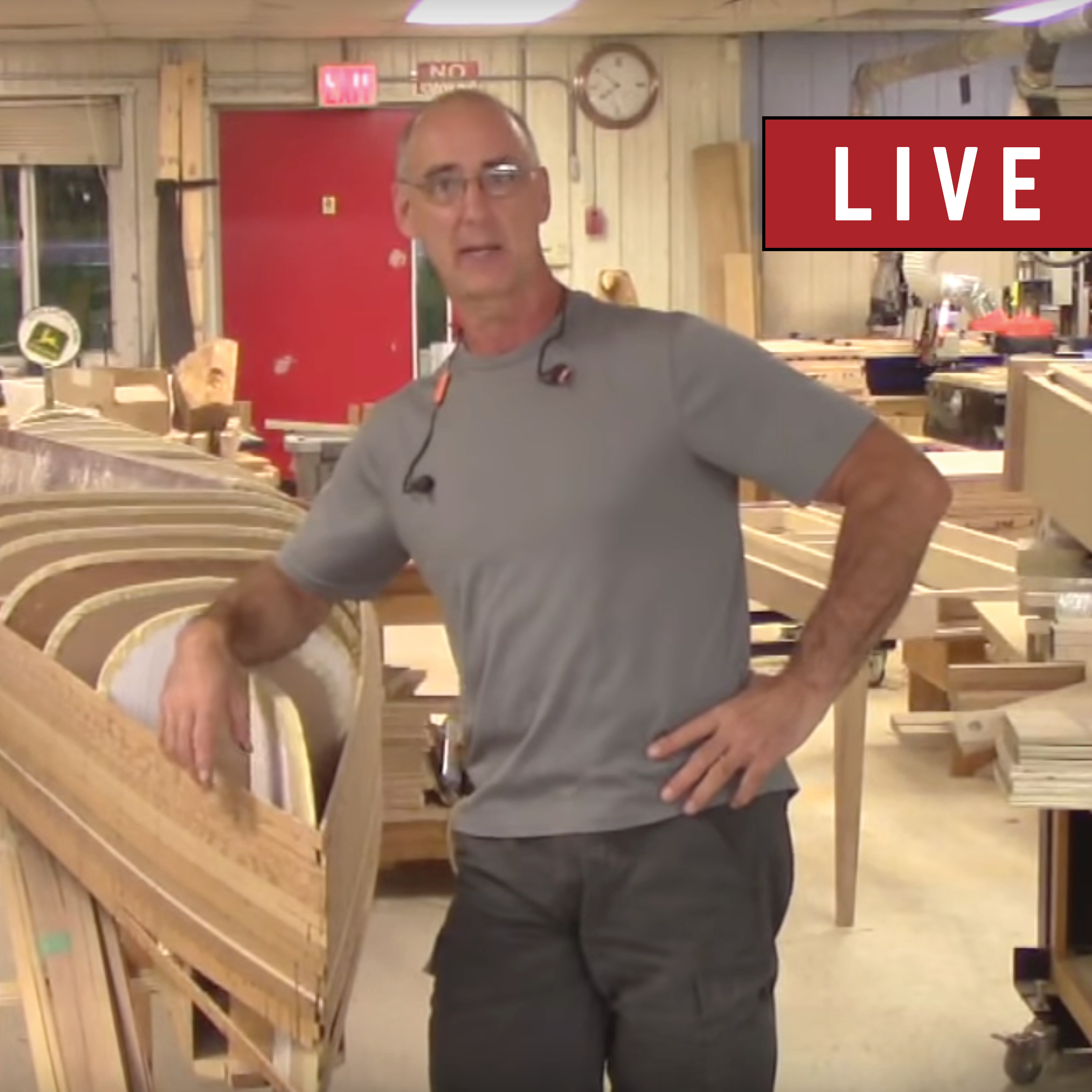 wwgoa live! july 2018   woodworkers guild of america
