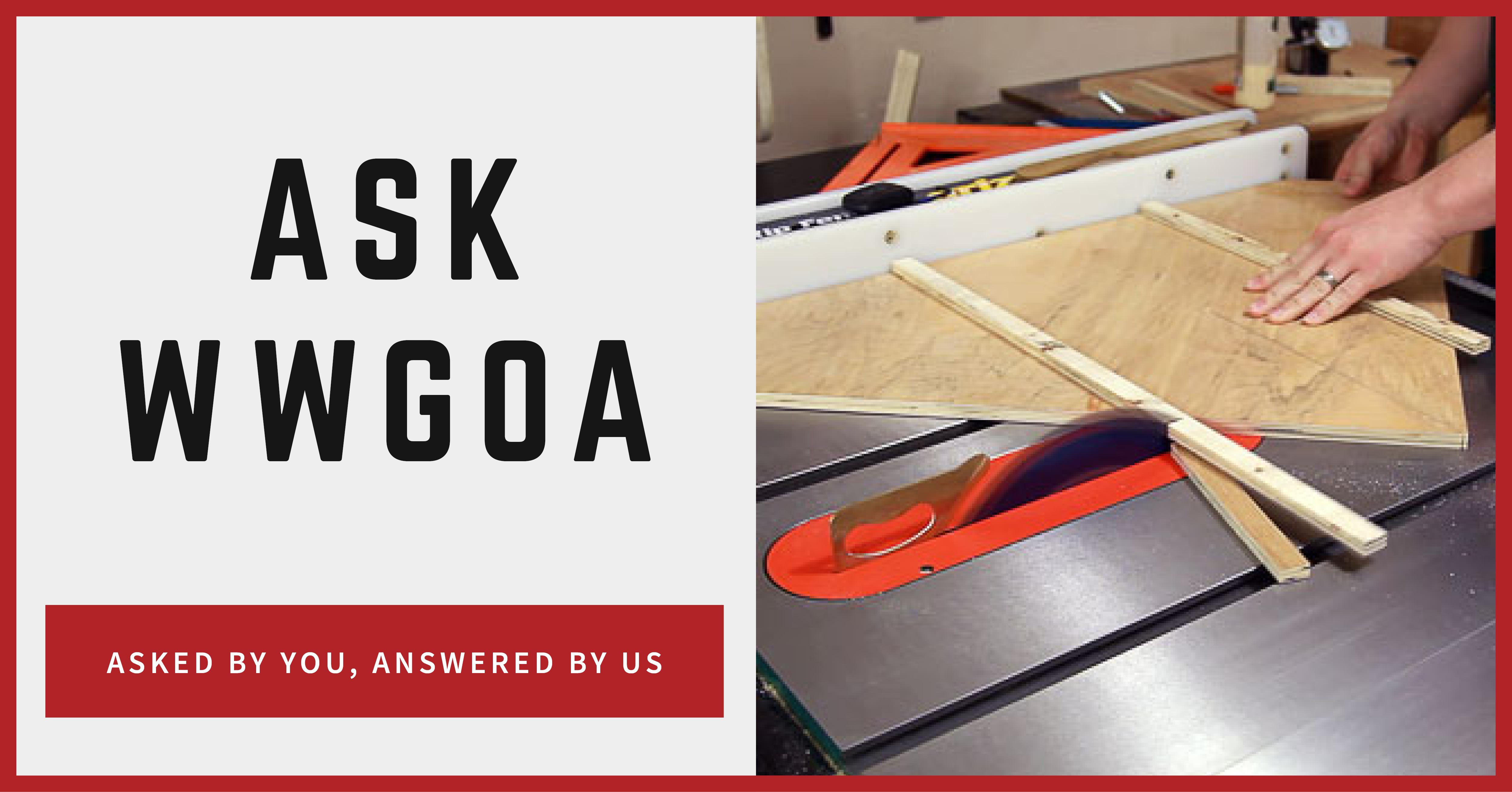 Ask WWGOA Banner