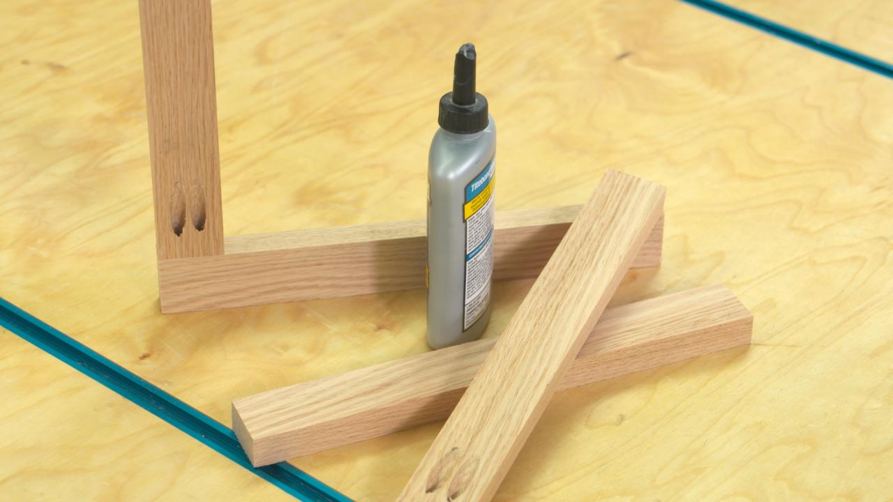 Pocket Hole Joints Is Glue Necessary Woodworkers Guild Of America