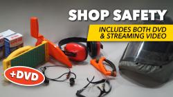 Shop Safety + DVD