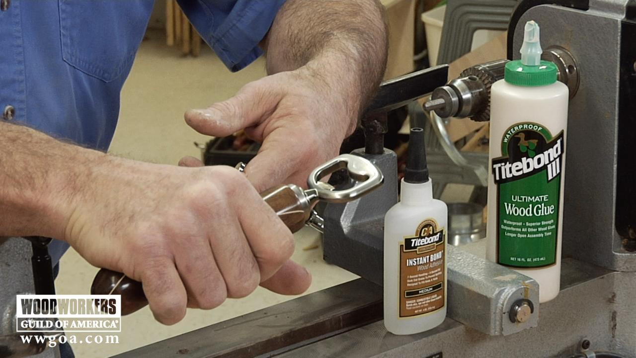Diy Bottle Opener Handle Woodworkers Guild Of America