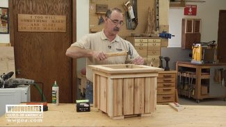 Woodworking Videos, Classes & More | Woodworkers Guild of