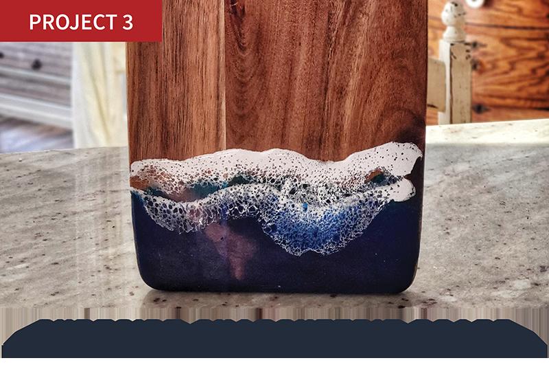 Surfside Charcuterie Board