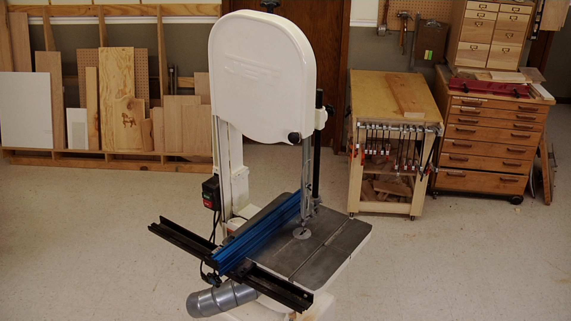 Sharpen Your Skills - Bandsaw Safety