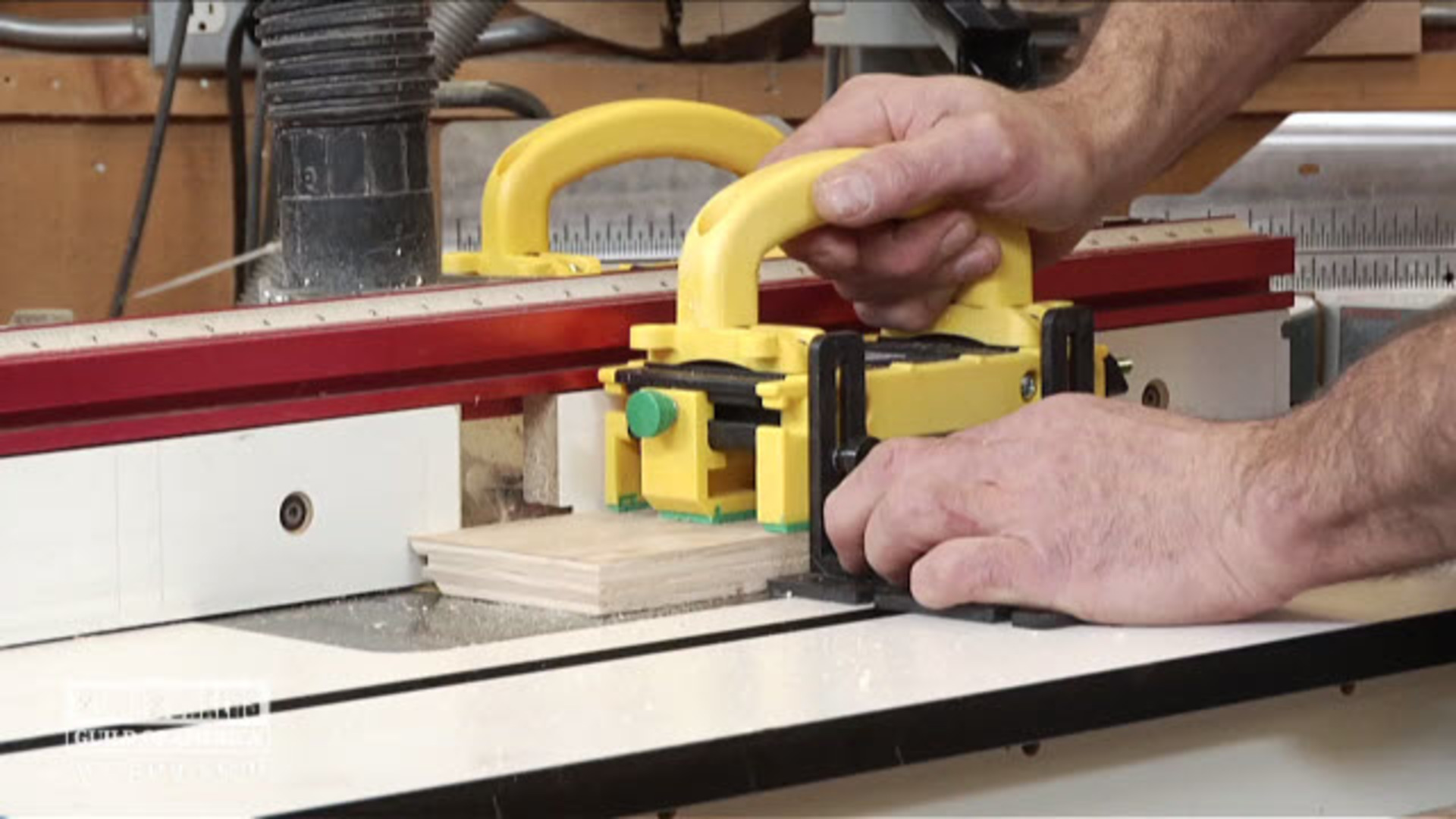 Sharpen Your Skills - Bandsaw, Router Table, and Table Saw Safety