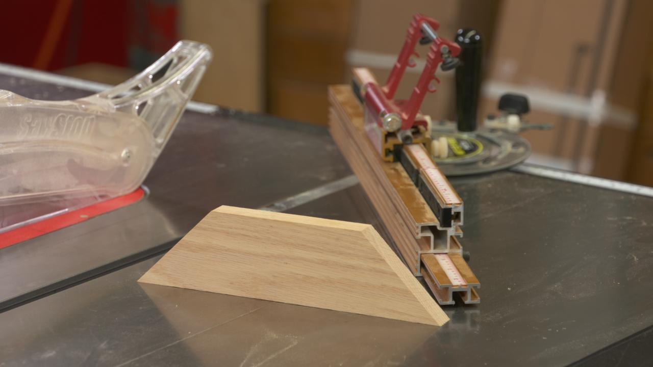 Sharpen Your Skills - How to Check Miter Gauge Accuracy