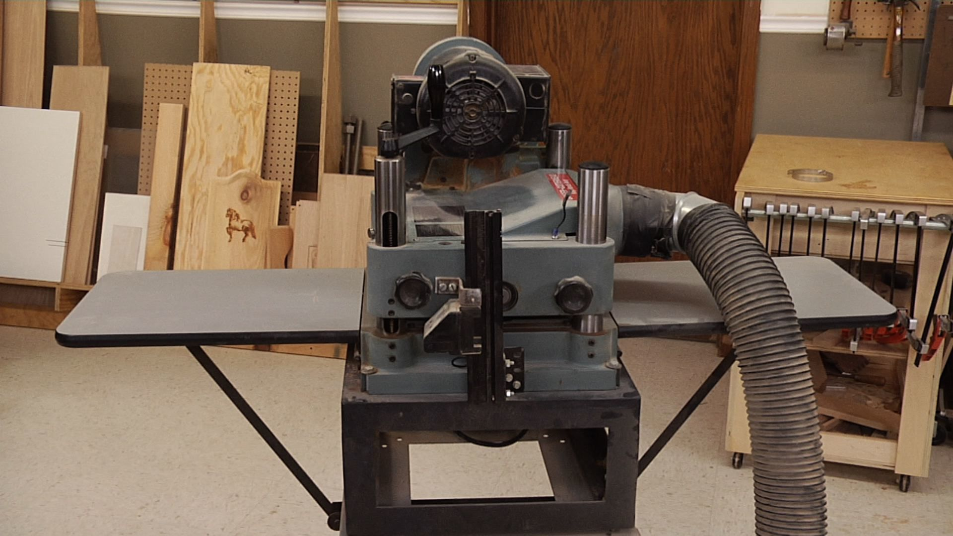 Sharpen Your Skills - Planer Safety Tips