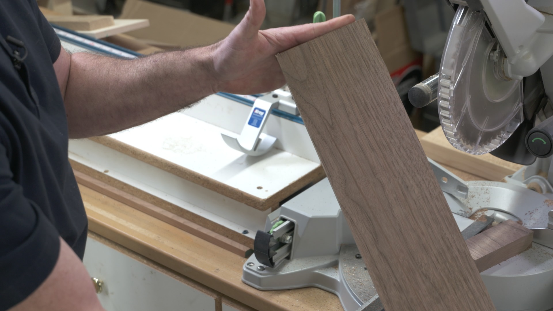 Sharpen Your Skills - Post Haste Project: How to Square a Board
