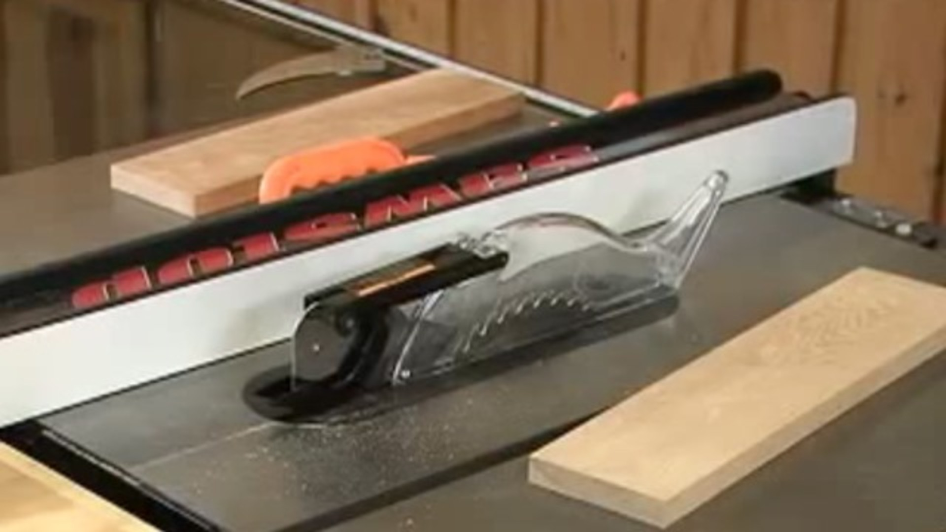 Sharpen Your Skills - Table Saw Safety Tips