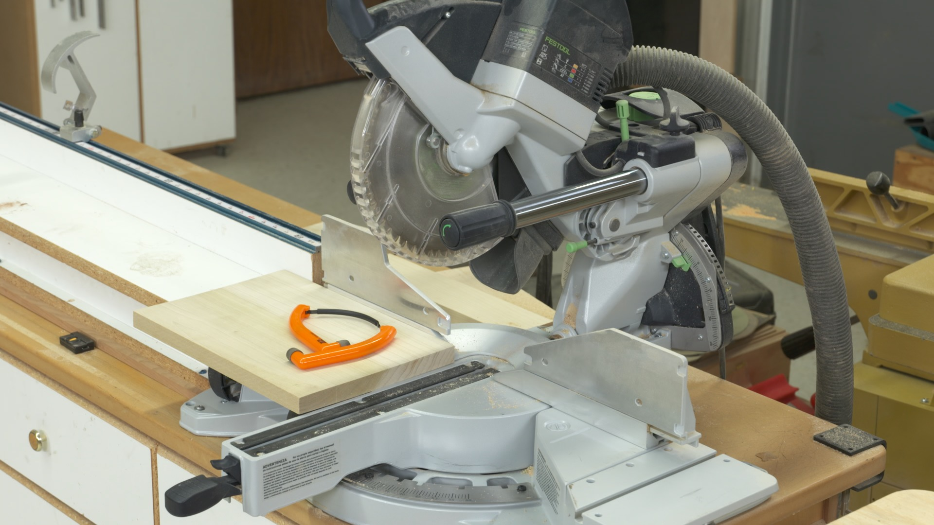 Sharpen Your Skills - Using a Miter Saw Correctly