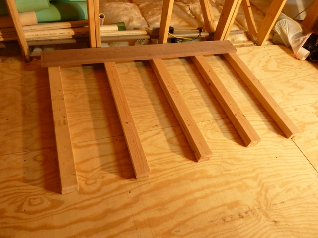 Steps For Air Drying Lumber