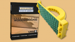 Essentials of Woodworking Boxed Set + GRR-Rip Block
