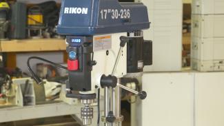 Rikon Drill Press Review