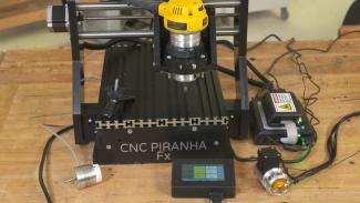 Piranha FX by Next Wave Automation