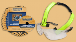 WGA D1048Q WW10 DVD + FREE HP and Safety Glasses