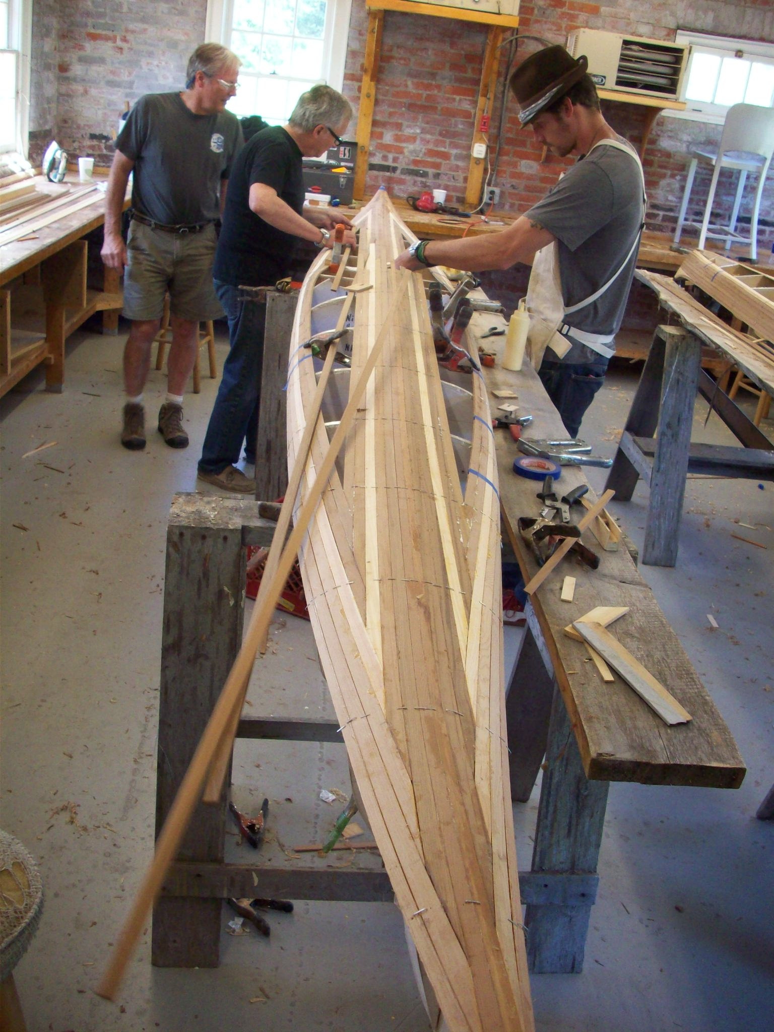My Introduction to Wooden Boats | WoodWorkers Guild of America