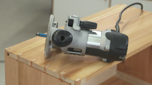 Trimming Dovetails