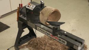 Turning Large Wooden Bowls