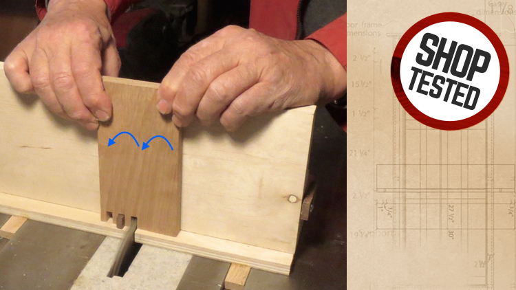 How to Make a Box Joint Jig Plan