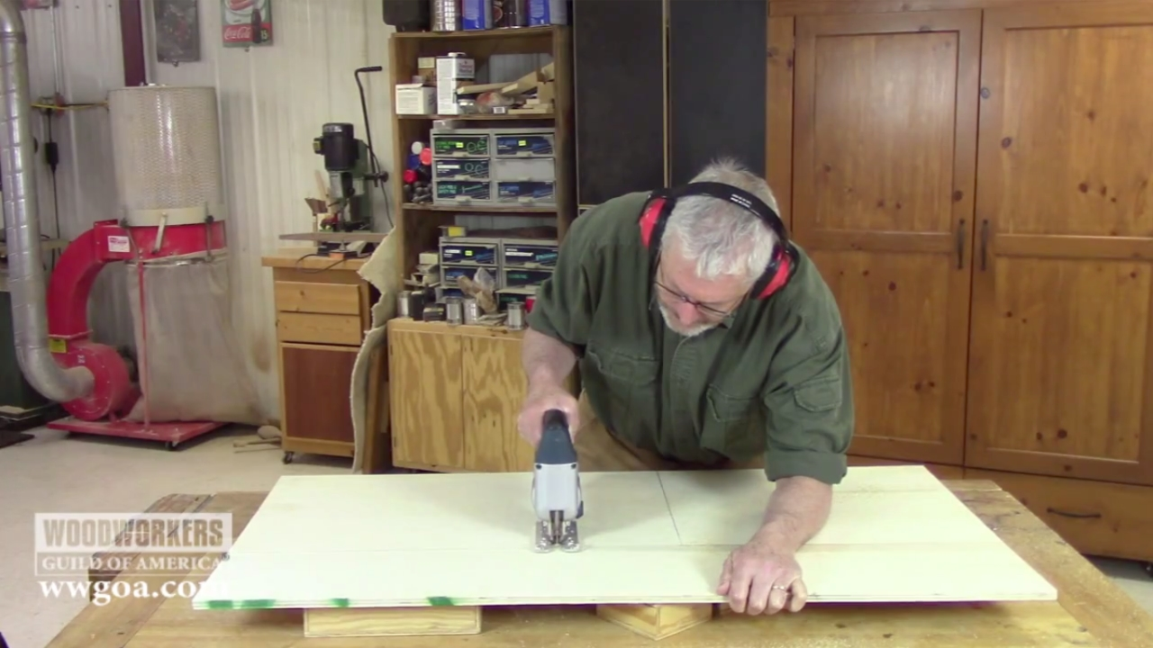 Cutting Plywood Without A Table Saw Woodworkers Guild Of