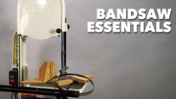Hero Image - Bandsaw Essentials