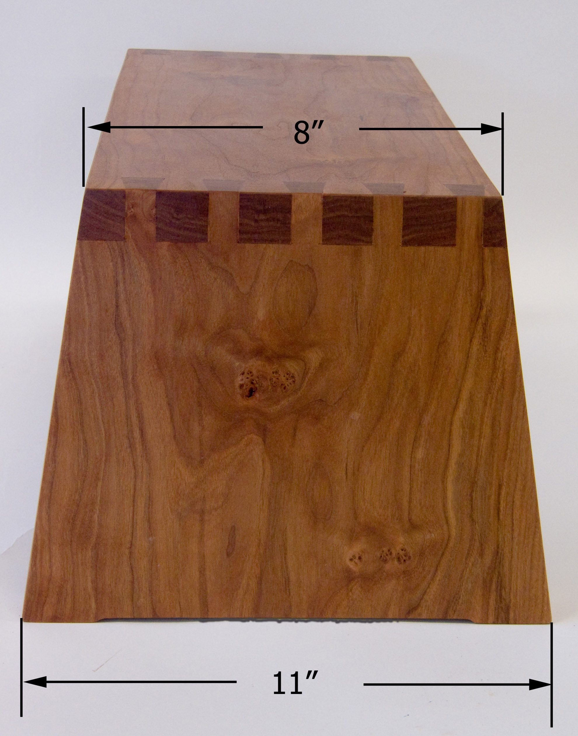 Superb Make A Beautiful Dovetail Wooden Step Stool Evergreenethics Interior Chair Design Evergreenethicsorg