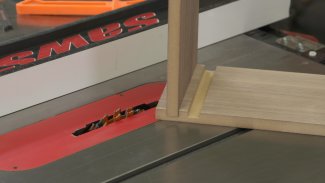 Dado - Getting a Perfect Fit - Table Saw